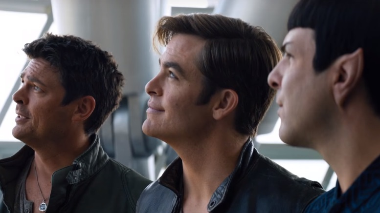 Beyond Pros And Cons Of Redshirting >> Star Trek Beyond Spoiler Discussion Trekmovie Com