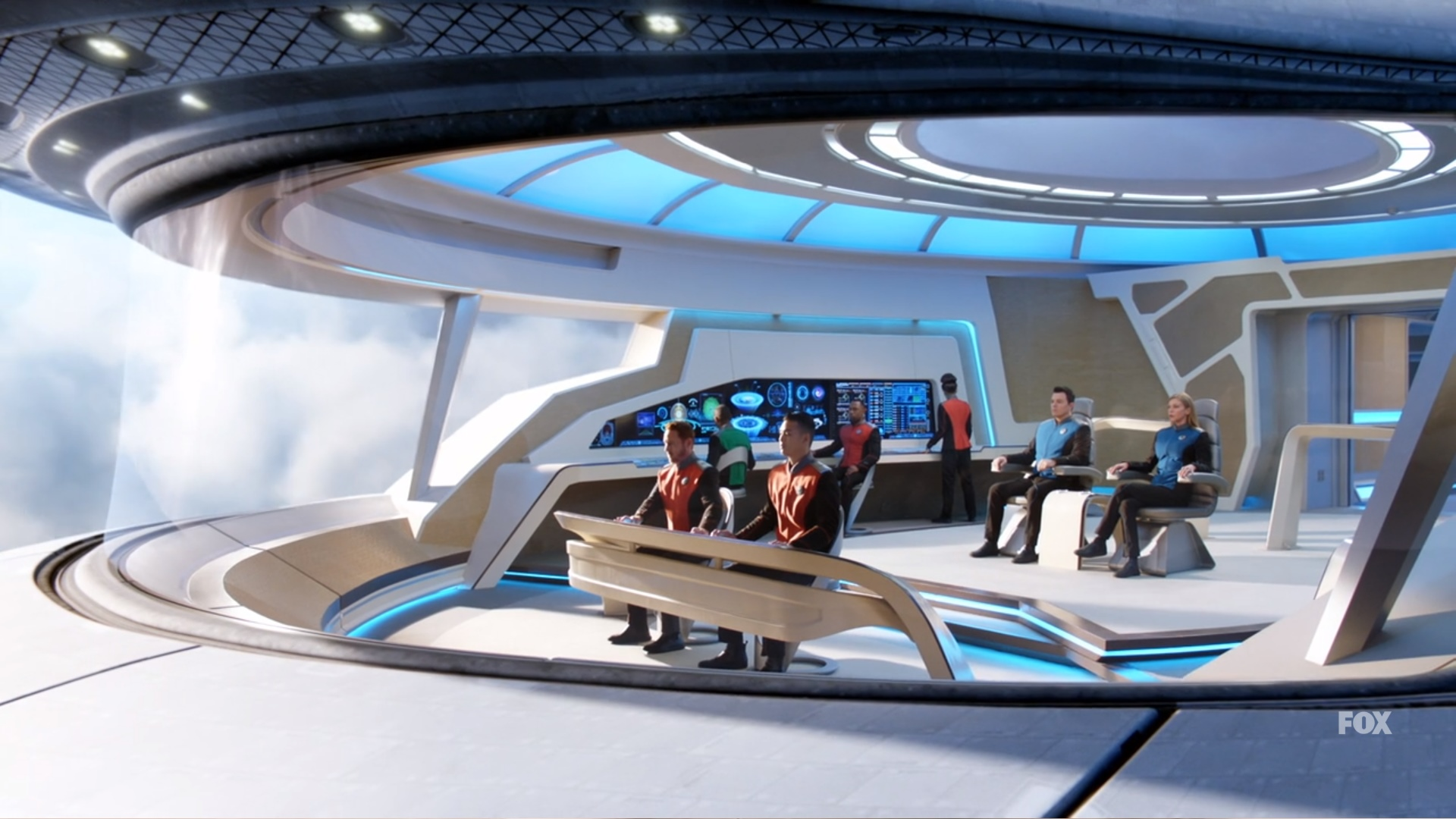 """Review: 'The Orville' Rises To The Machines In """"Identity, Pt"""