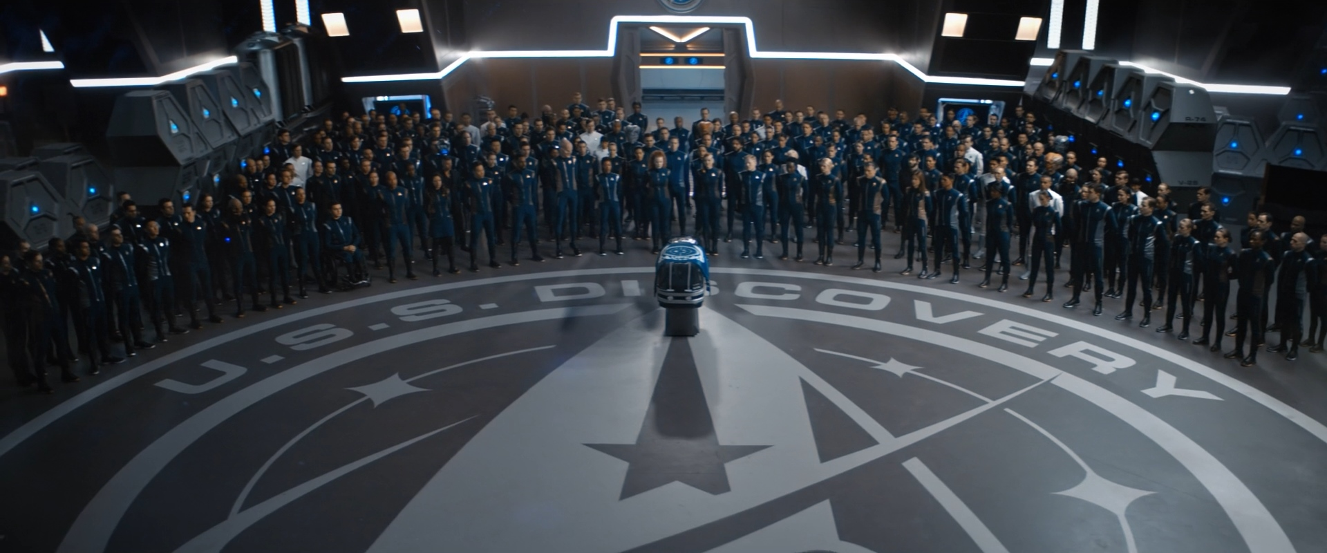 Review: 'Star Trek: Discovery' Grows Into A Modern Family In