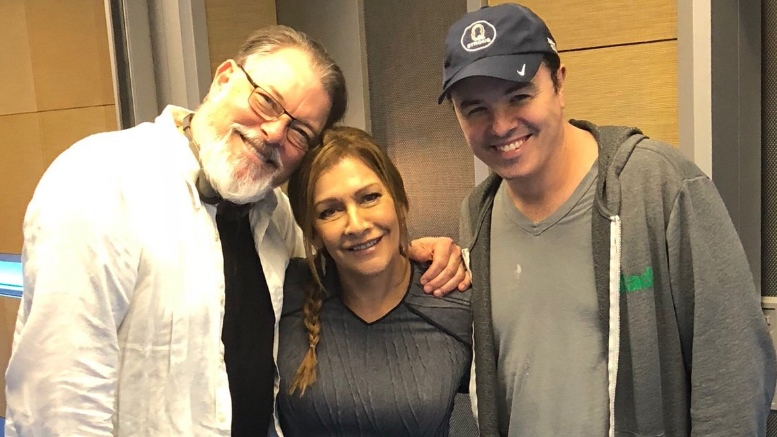 Interview: Jonathan Frakes On Casting Marina Sirtis And What